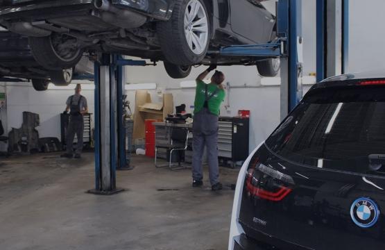 BMW autoservisas Vilniuje